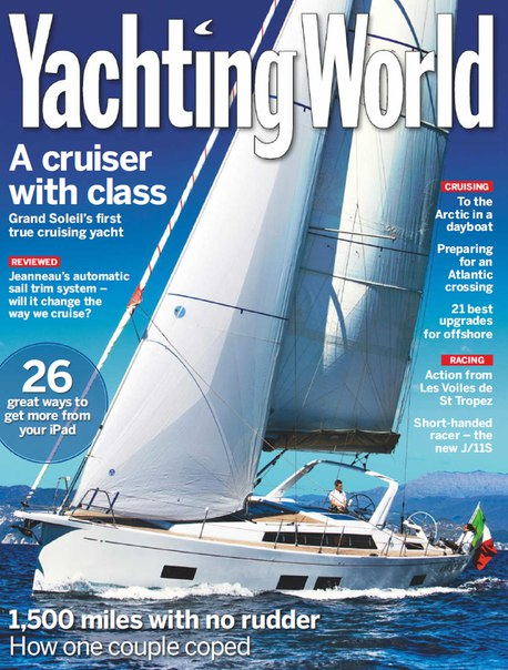 Download Yachting World - December 2015