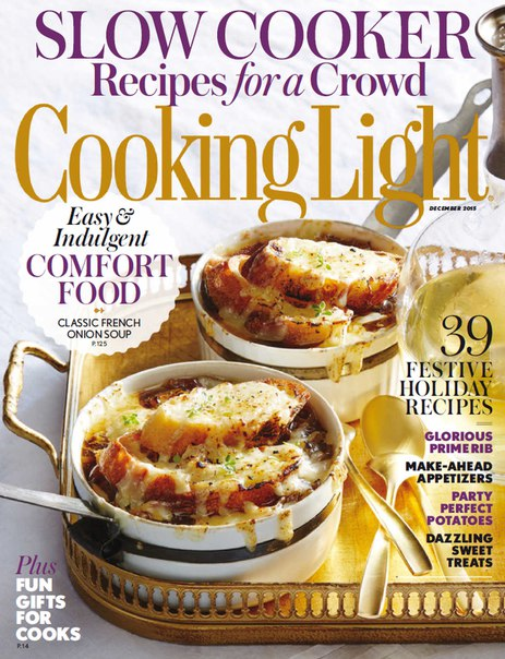 Download Cooking Light - December 2015