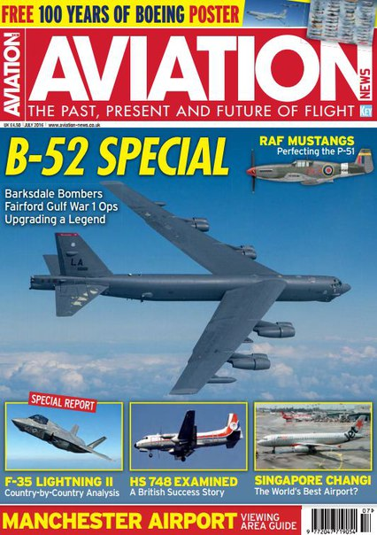 Download Aviation News - July 2016