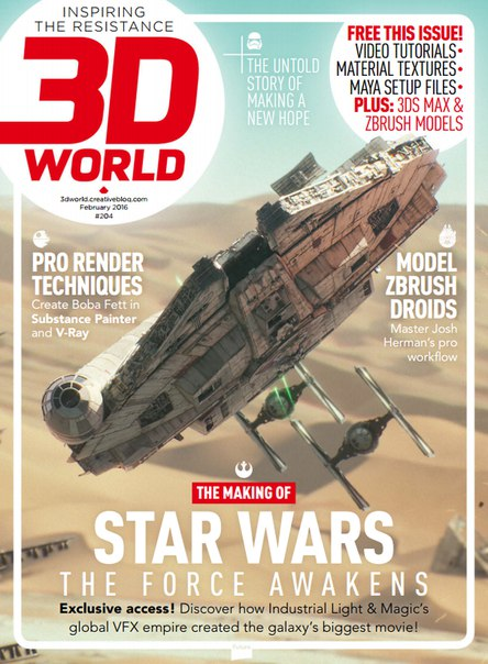 Download 3D World - February 2016