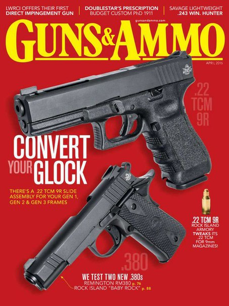 Download Guns & Ammo - April 2016