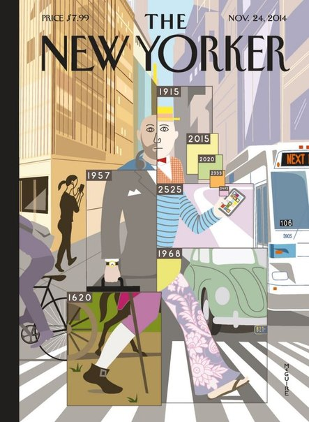 Download The New Yorker - November 24 2014