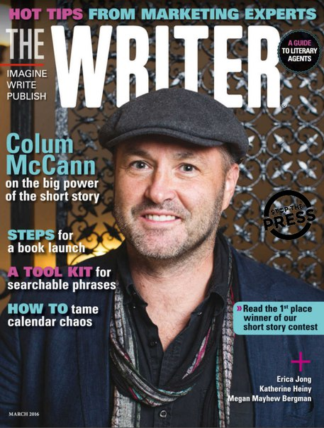 Download The Writer - March 2016