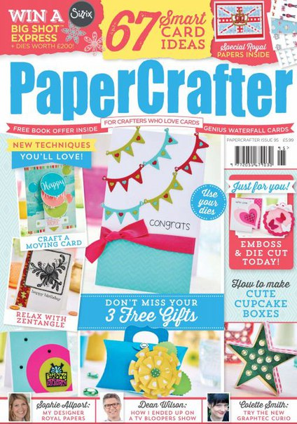 Download PaperCrafter - Issue 95 2016