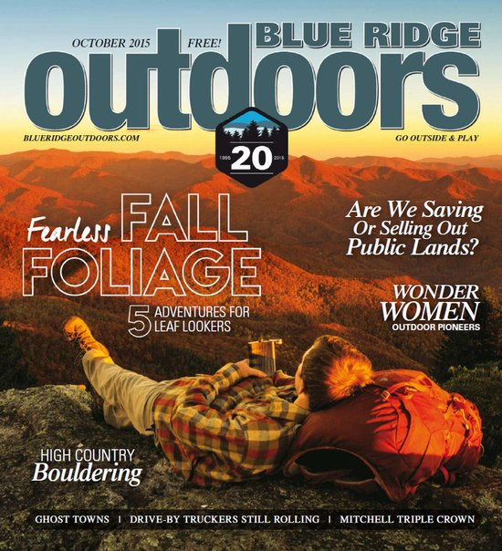 Download Blue Ridge Outdoors - October 2015