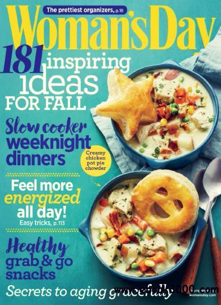 Download Woman Day September 2016