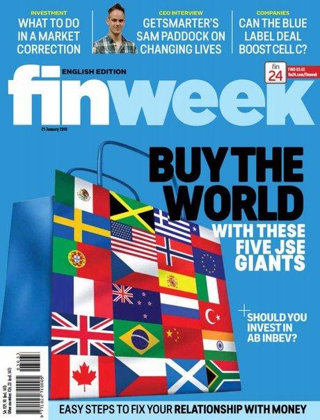 Finweek – January 21, 2016