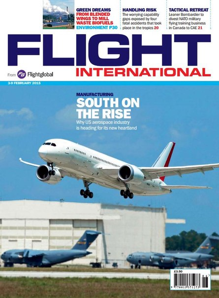 Download Flight International - February 3, 2015