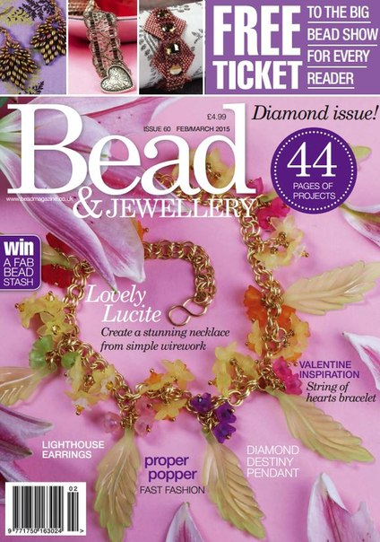 Download Bead & Jewellery - March 2015