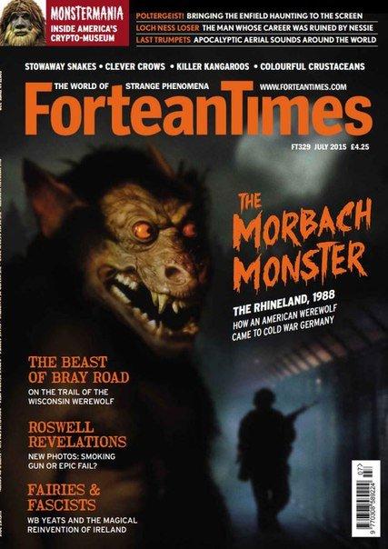 Download Fortean Times - July 2015