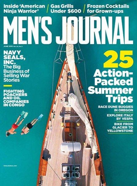 Download Men's Journal - June 2015