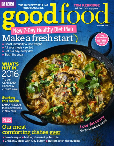 Download Good Food - January 2016
