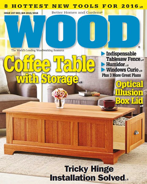 Download WOOD - January 2016