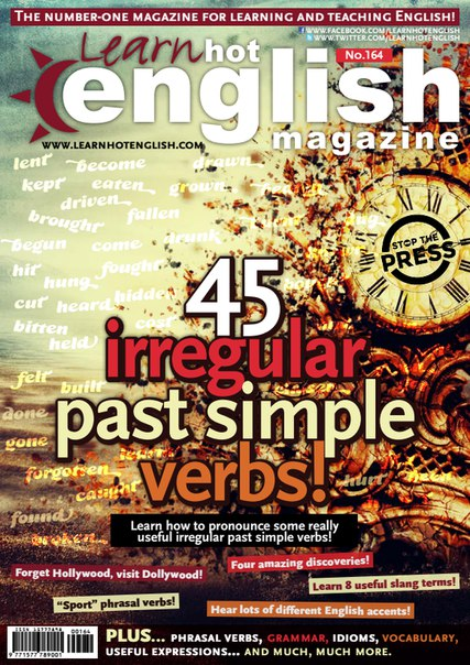 Download Learn Hot English - January 2016