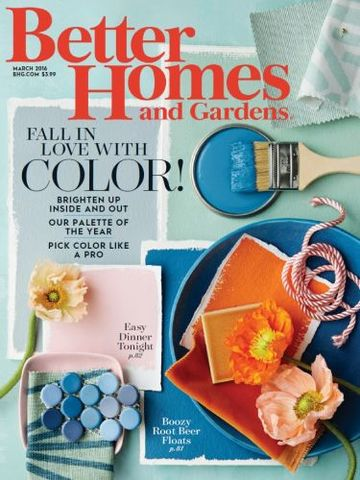 Better Homes And Gardens Usa March 2016 Pdf Download Free