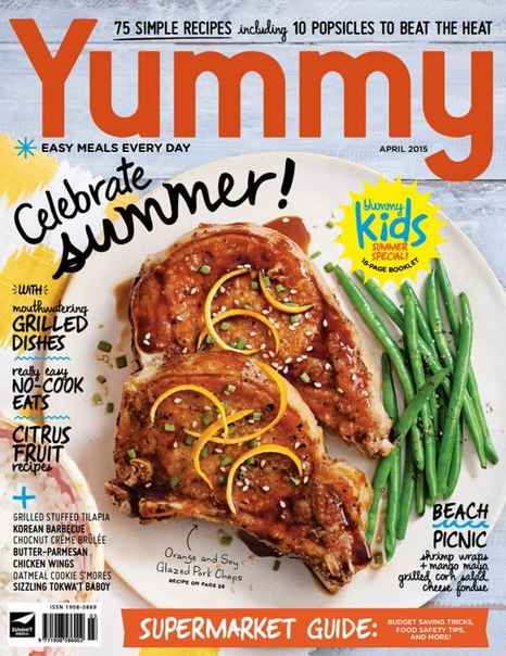 Download Yummy - April 2015 PH