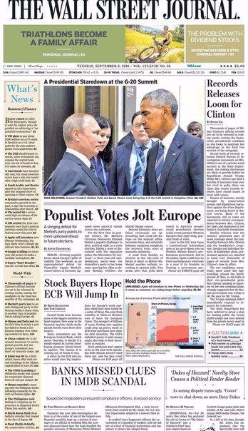Download The Wall Street Journal September 06 2016