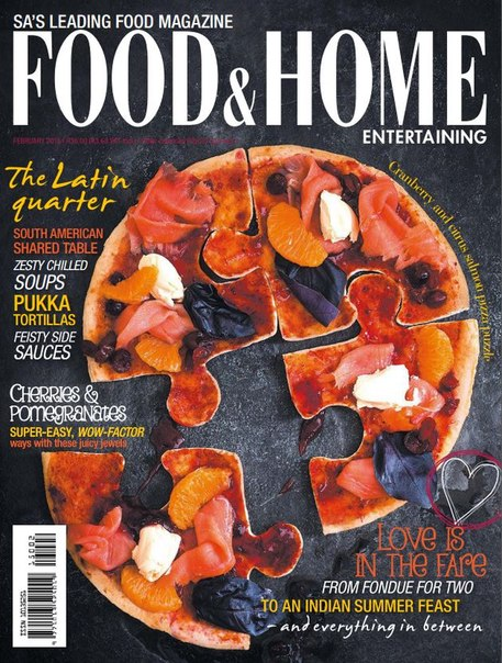 Download Food & Home Entertaining - February 2015 Z