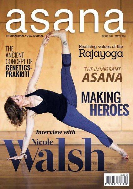 Download Asana - International Yoga Journal - May 2016
