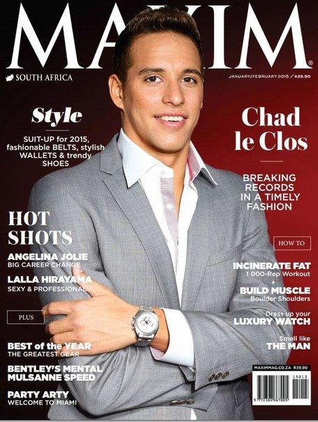Download Maxim - February 2015 ZA