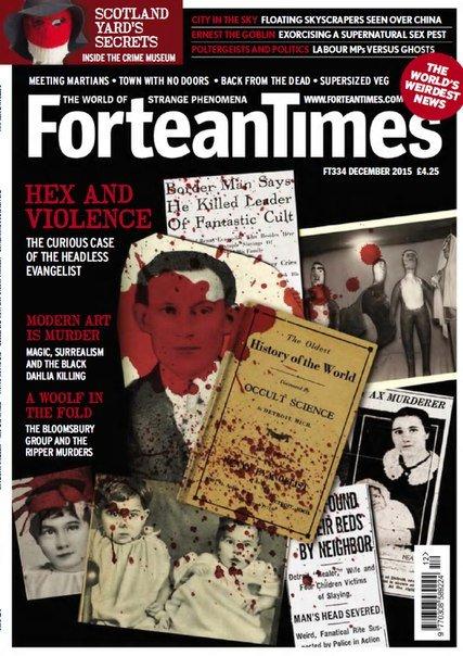 Download Fortean Times - December 2015
