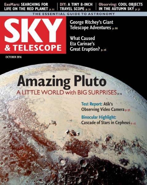 Download Sky & Telescope - October 2016