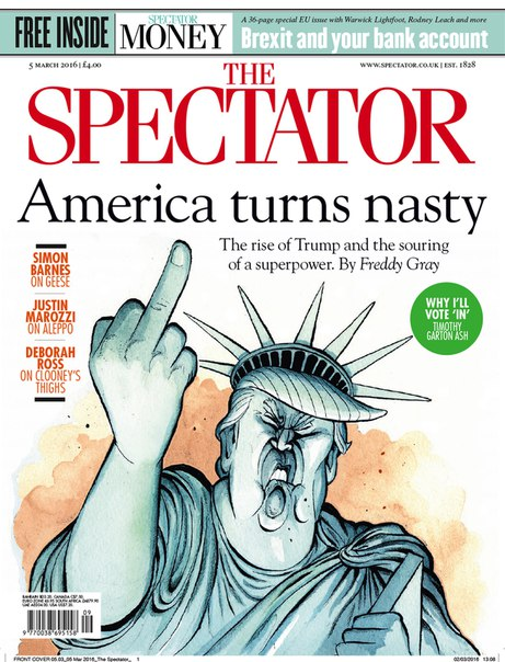 Download The Spectator - 5 March 2016