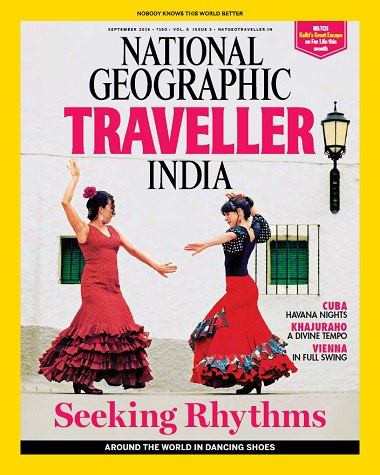 Download National Geographic Traveller India-September 2016