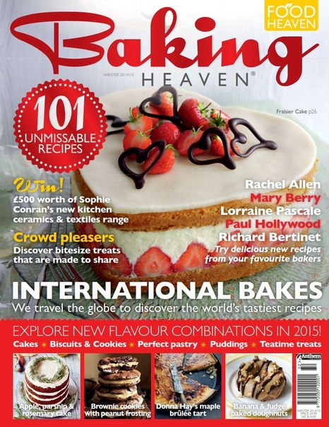 Download Baking Heaven Winter 2015