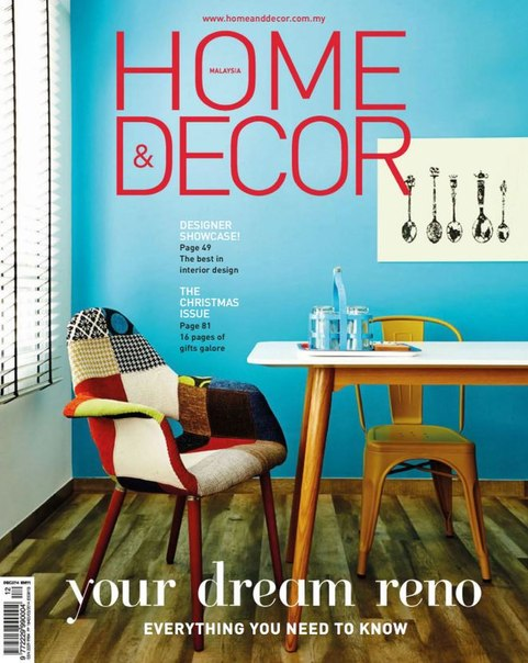 Home decor december 2014 my pdf download free for Home design magazines free