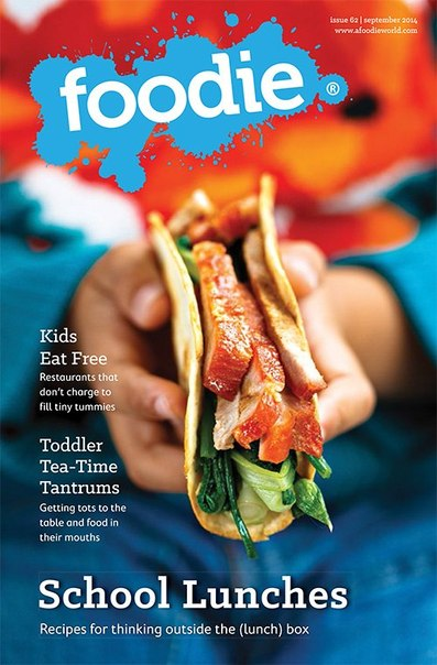 Download Foodie Magazine - September 2014