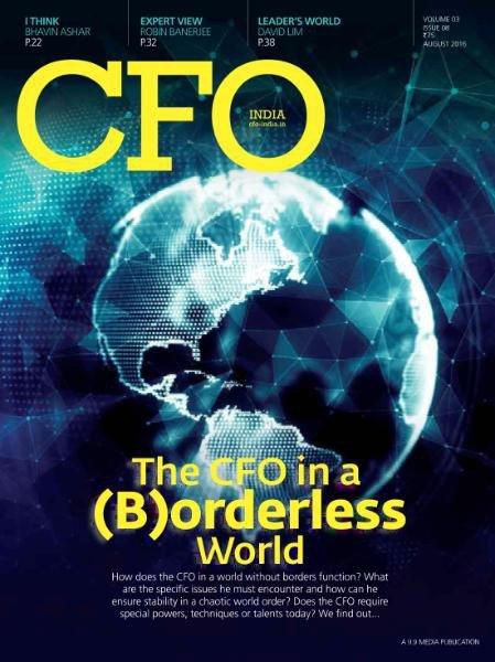 Download CFO - August 2016