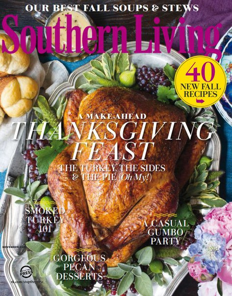 Download Southern Living - November 2015