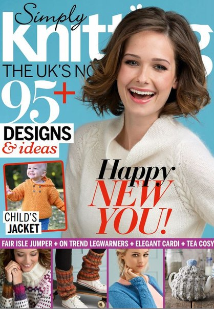 Download Simply Knitting - January 2015