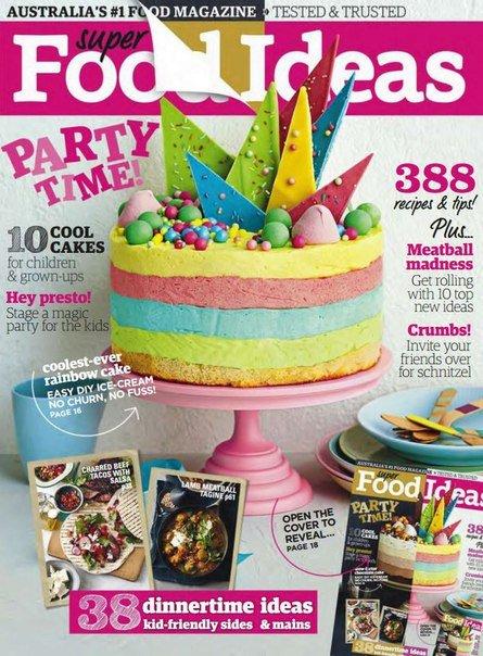 Download Super Food Ideas - October 2015