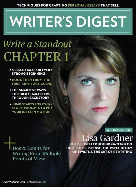 Download Writer's Digest - August 2016