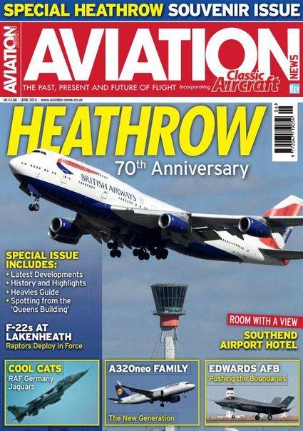 Download Aviation News - June 2016