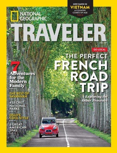 National Geographic Traveler - April 2015 vk co PDF download free