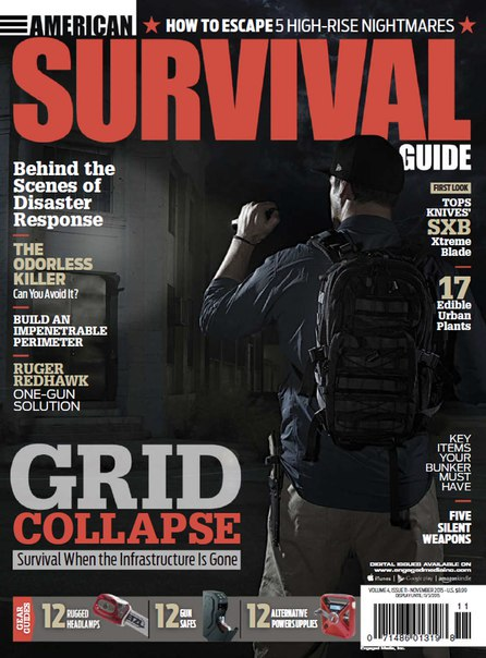 Download American Survival Guide - November 2015