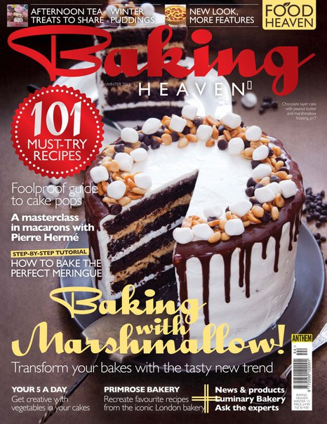 Download Baking Heaven - Winter 2015