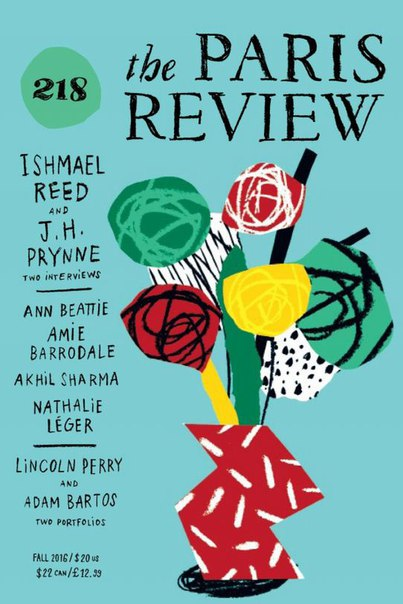 Download The Paris Review - Fall 2016