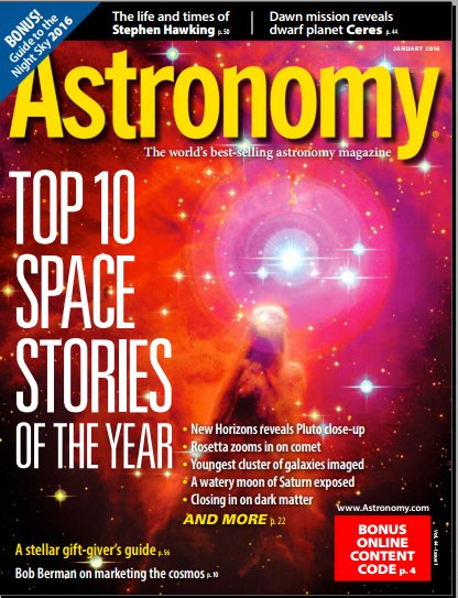 astronomy magazine kalmbach publishing - HD1116×1454