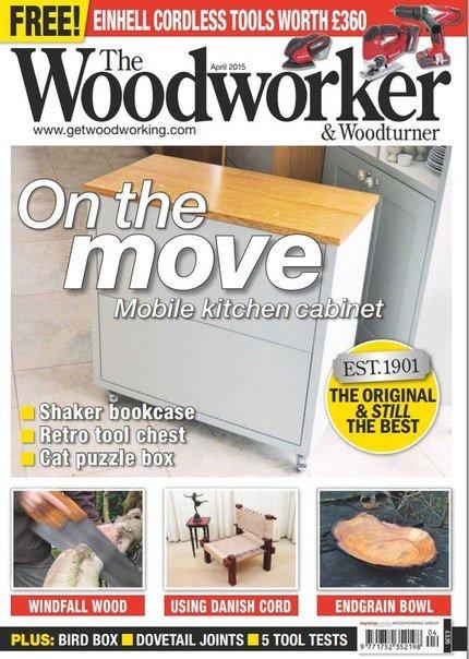 Download The Woodworker & Woodturner - April 2015 U