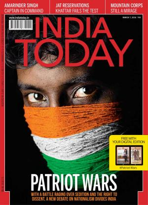 India Today March 7 2016 Pdf Download Free