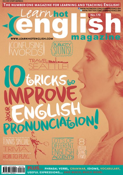 Download Learn Hot English - July 2016