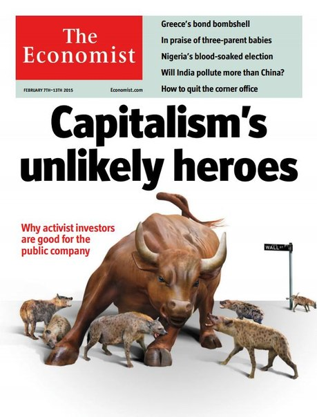 Download The Economist - February 7, 2015