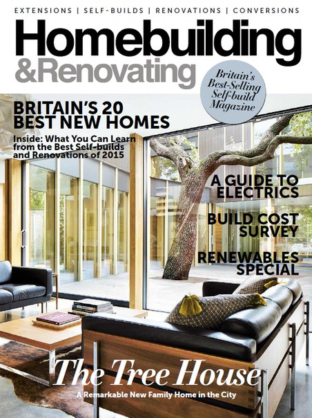 Download Homebuilding & Renovating - January 2016