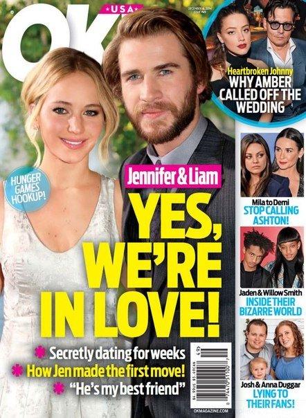 OK Magazine – December 8, 2014