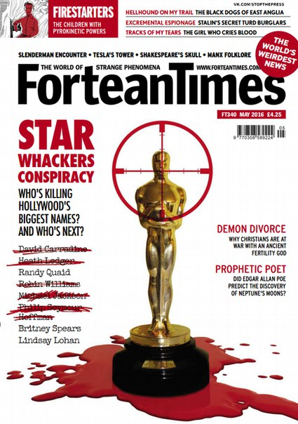 Download Fortean Times - May 2016