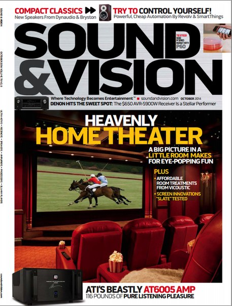 Download Sound and Vision - 2014-10 (Vol 79 No 8)